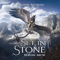 Set in Stone by Frank Morin audiobook