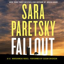Fallout by Sara Paretsky audiobook
