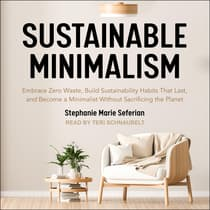 Sustainable Minimalism by Stephanie Marie Seferian audiobook