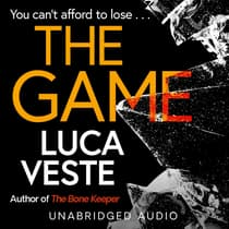 The Game by Luca Veste audiobook