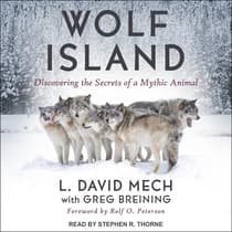 Wolf Island by L. David Mech audiobook