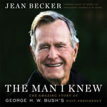 The Man I Knew by Jean Becker audiobook