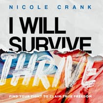 I Will Thrive by Nicole Crank audiobook
