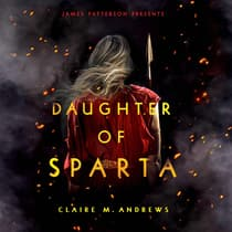 Daughter of Sparta by Claire Andrews audiobook