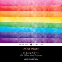 On Being Different by Merle Miller audiobook