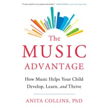 The Music Advantage by Anita Collins audiobook