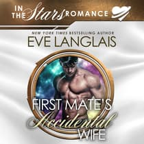 First Mate's Accidental Wife by Eve Langlais audiobook