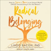Radical Belonging by Lindo Bacon audiobook