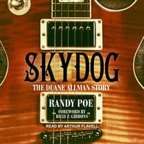 Skydog by Randy Poe audiobook