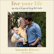 Live Your Life by Amanda Kloots audiobook