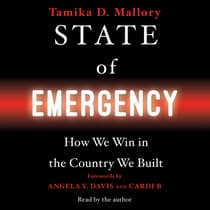State of Emergency by Tamika D. Mallory audiobook