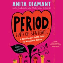 Period. End of Sentence. by Anita Diamant audiobook