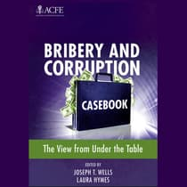 Bribery and Corruption Casebook by Laura Hymes audiobook