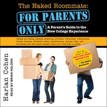 The Naked Roommate by Harlan Cohen audiobook