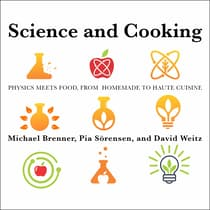 Science and Cooking by Michael Brenner audiobook