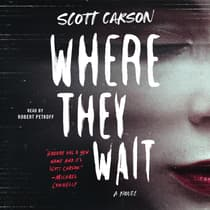 Where They Wait by Scott Carson audiobook