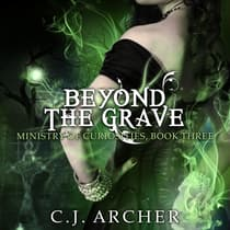 Beyond The Grave by C. J. Archer audiobook