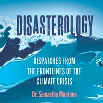 Disasterology by Samantha Montano audiobook