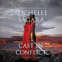 Cast in Conflict by Michelle Sagara audiobook