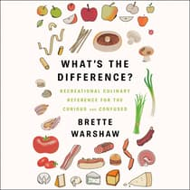What's the Difference? by Brette Warshaw audiobook