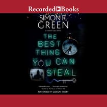 The Best Thing You Can Steal by Simon Green audiobook