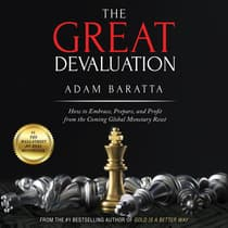 The Great Devaluation by Adam Baratta audiobook