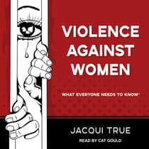Violence against Women by Jacqui True audiobook