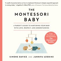The Montessori Baby by Simone Davies audiobook
