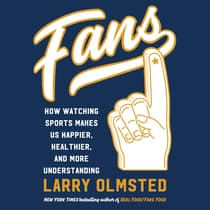 Fans by Larry Olmsted audiobook