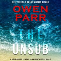 The Unsub by Owen Parr audiobook