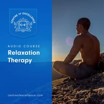 Relaxation Therapy by Centre of Excellence audiobook