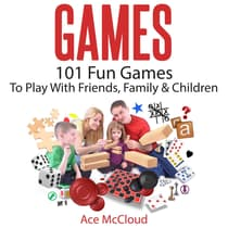 Games: by Ace McCloud audiobook