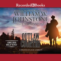 Outlaw Country by J. A. Johnstone audiobook