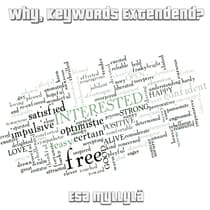 Why, Keywords Extended? by Esa Myllylä audiobook