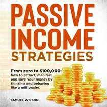 PASSIVE INCOME STRATEGIES by Samuel Wilson audiobook