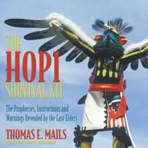 The Hopi Survival Kit by Thomas E. Mails audiobook