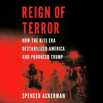 Reign of Terror by Spencer Ackerman audiobook