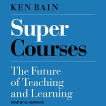 Super Courses by Ken Bain audiobook