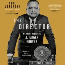 The Director by Paul Letersky audiobook