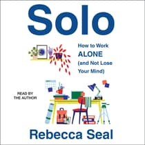 Solo by Rebecca Seal audiobook