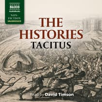 The Histories by Tacitus  audiobook