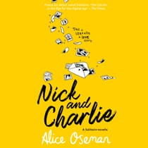 Nick and Charlie by Alice Oseman audiobook