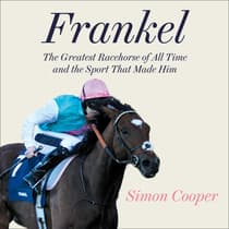 Frankel by Simon Cooper audiobook