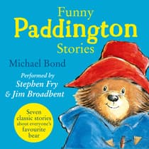 Funny Paddington Stories by Michael Bond audiobook