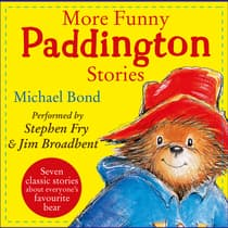 More Funny Paddington Stories by Michael Bond audiobook