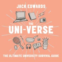 The Ultimate University Survival Guide by Jack Edwards audiobook