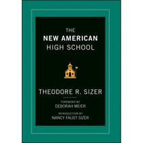 The New American High School by Deborah Meier audiobook