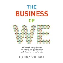 The Business of We by Laura Kriska audiobook