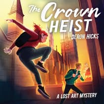 The Crown Heist by Deron R. Hicks audiobook