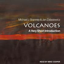 Volcanoes by Jan Zalasiewicz audiobook